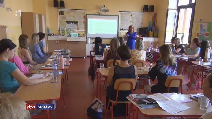 Reportáž televize RTVS (Slovensko)